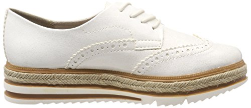 Sneaker 23789 Da Donna Tamaris Bianco (struttura Bianca)