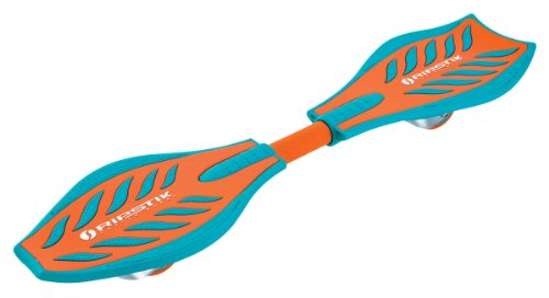RipStik Brights Caster Board - Teal/Orange