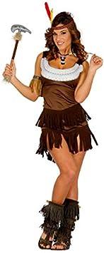 Guirca Disfraz de India Sexy para Mujer Talla M: Amazon.es ...