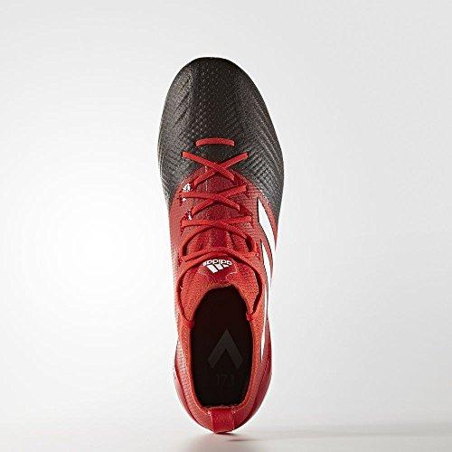 Adidas Mens Ace 16.1 Primeknit Fg Tacchetti Da Calcio (rosso / Bianco / Nero Nucleo) Rosso