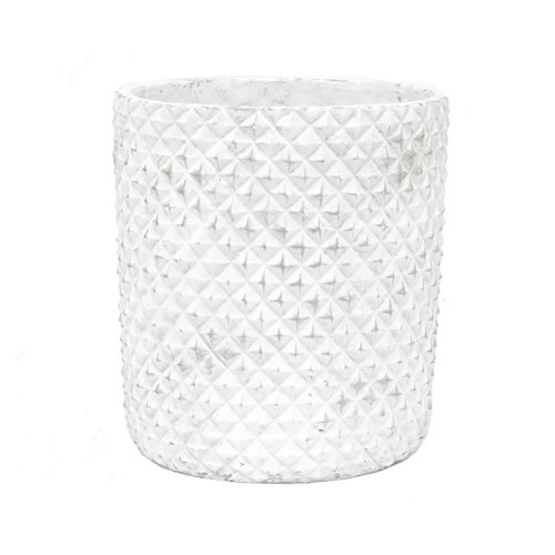 Benzara 10.3-inch Flower Pot by Benzara
