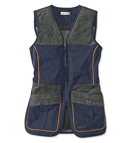 Shooting Vest Cloth (Orvis Men's Women's Clays Shooting Vest, Small)