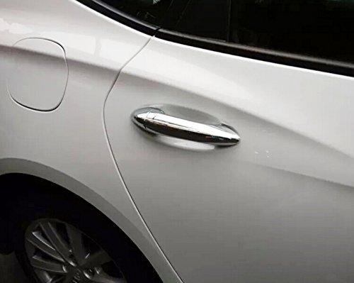 ABS Side Door Handle Cover Trim 8pcs para coche accesorios