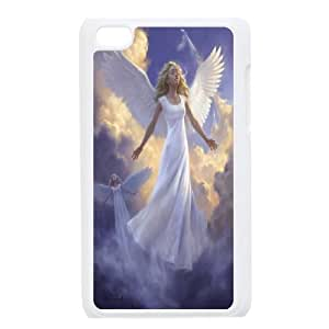 JenneySt Phone CaseElegent Angels FOR IPod Touch 4th -CASE-18