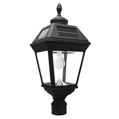 Triple Lantern Solar Light