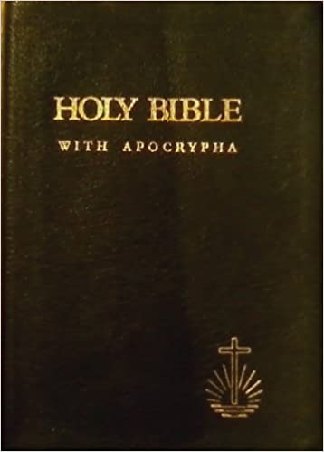 new testament with apocrifal by thomas nelson