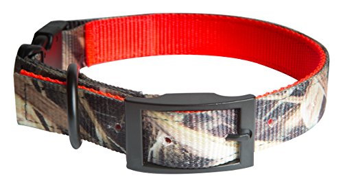 (OmniPet Reversible Nylon Dog Collar, 27