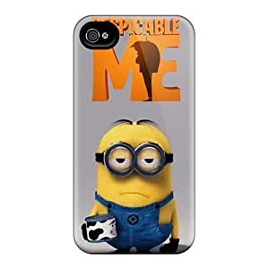 Top Quality Protection Despicable Minion Cases Covers For Ipod Touch 5