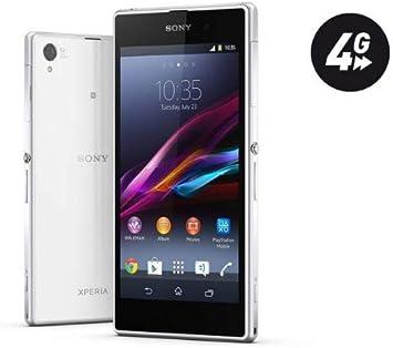 SONY Xperia Z1 - blanco - Smartphone + Flip para Sony Experia Z1 ...