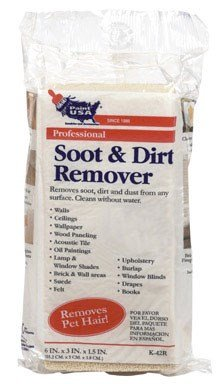 Soot & Dirt Remover Sponge - Soot Removal Sponge