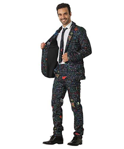 l Estampado De Para Con Corbata Hombre Chaqueta Traje Física Halloween Hombre Esmoquin 7Zx4ZpP