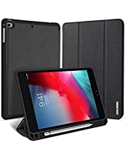 Cover ipad 10.2 inch Defender Protecting withe pincel holder black by JINYA