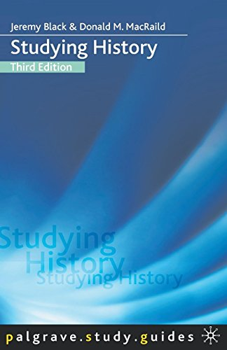 Studying History (Palgrave Study Guides)