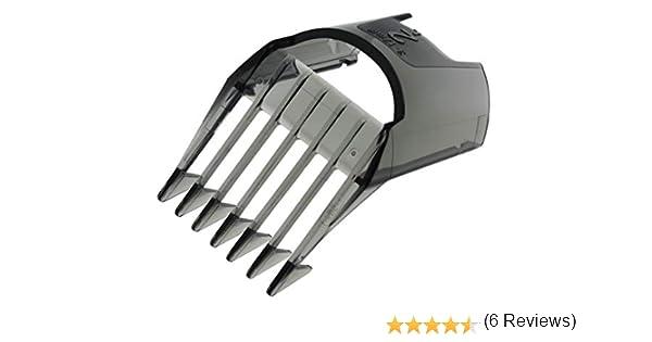 Rowenta - Peine N.2 de 3 – 12 mm para cortadora de pelo ...