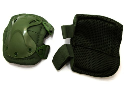 HATCH type XTAKK elbow and kneepad set olive (japan import) by Emerson