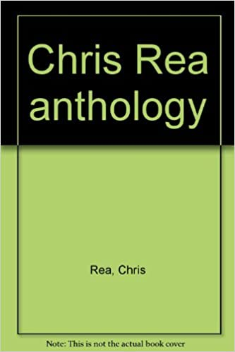 chris rea la passione book