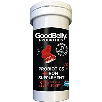 Amazon Com Goodbelly 174 Probiotic Supplement For Digestive