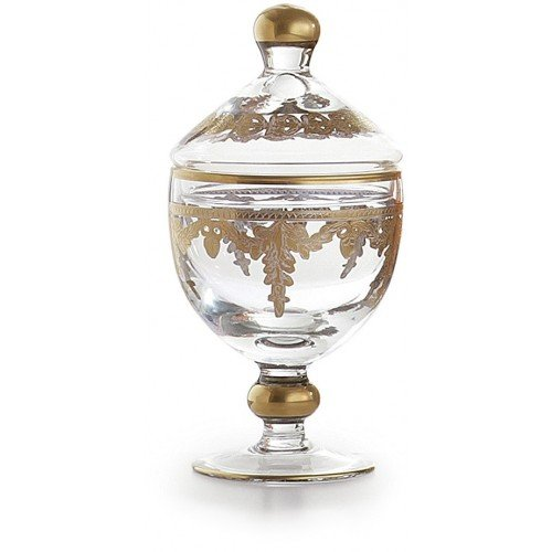 Arte Italica Baroque Gold Canister with (Arte Italica Canister)