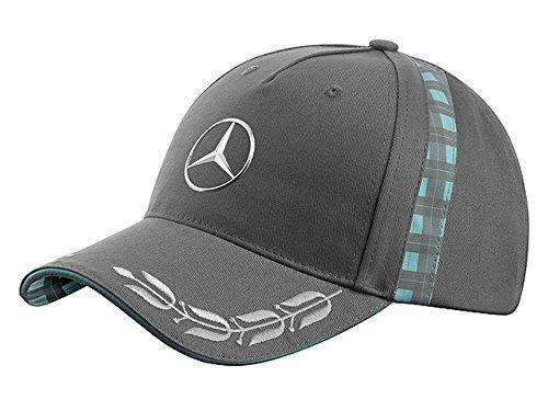 Mercedes-Benz - Gorra de béisbol - para hombre gris Heritage grau   Amazon.es  Ropa y accesorios 9662811aaaa