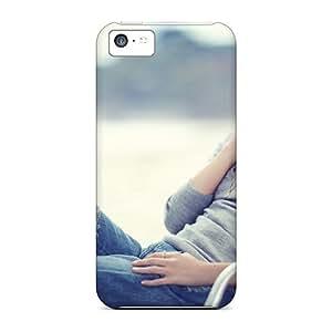 New Iphone 5c Case Cover Casing(selena Gomez Beach)