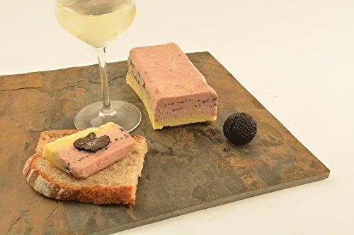 Foie Gras Terrine with Black Truffles, 1.3lbs by Angel's Salumi (Image #3)