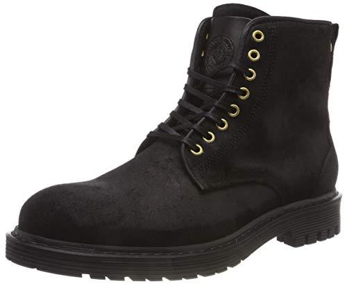 Sharp Homme Boots Sneaky Desert 000000 Steve Schwarz Black 5OZqz4w