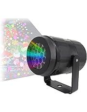 Kerst Projector Licht, IP65 Waterdichte LED Sneeuwval Projectie Buitenverlichting voor Kerst Nieuwjaar Party Decor Huis Decoratie