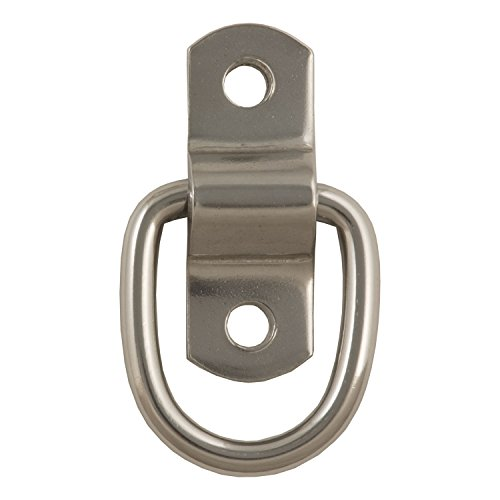 CURT 83732 Surface Mounted Tie Down D Ring