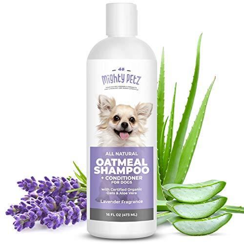Oatmeal Dog Shampoo Conditioner Moisturized product image