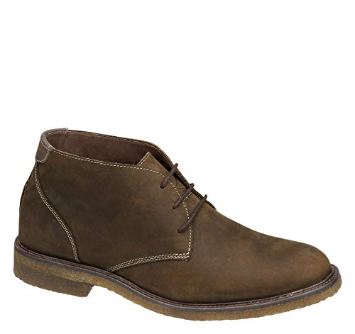 Johnston & Murphy Men's Copeland Chukka Tan Oiled Full Grain 11 M US from Johnston & Murphy