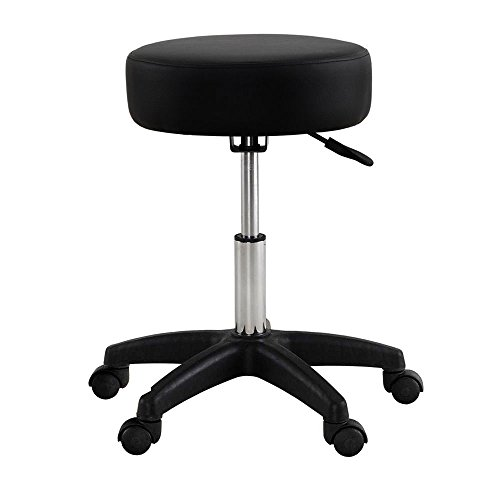 PARTYSAVING Supportive Hydraulic Massage and Salon Stool – Extra Large, APL1159