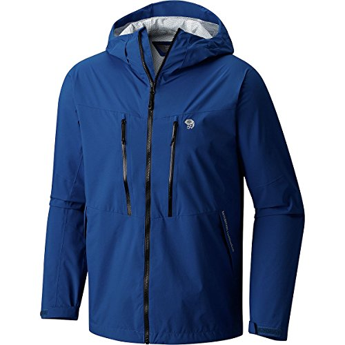 Giacca Degli Uomini Hardwear Crepuscolo Thundershadow Blu Mountain dwtWz8dIq