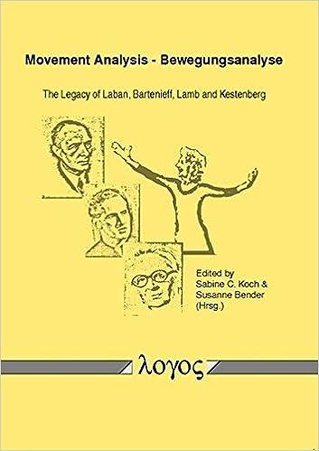 Bewegungsanalyse von Interaktionen -- Movement Analysis of Interaction (German Edition)