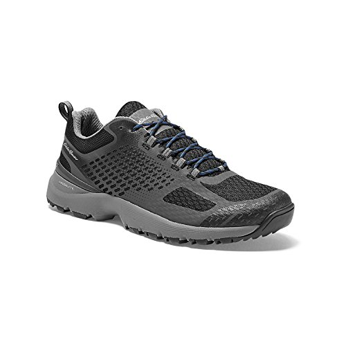 Eddie Bauer Mens Hypertrail Low Black