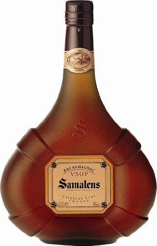 SAMALENS Samalens V.S.O.P. Armagnac Armagnac (1 x 0.7 l)