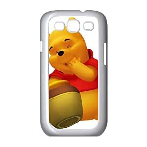 Samsung Galaxy S3 9300 Cell Phone Case Covers White Many Adventures of Winnie the Pooh L6H6V