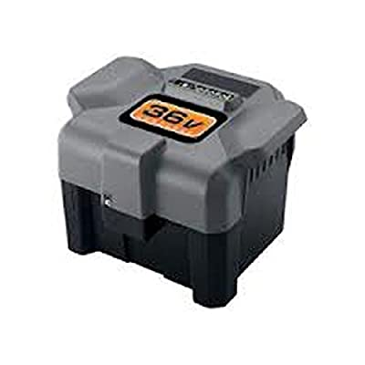 Black & Decker RB-3612 Battery and Charger for Mowers and Tillers, 36-Volt