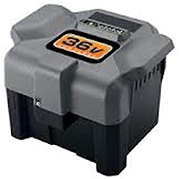 107ec404bc Amazon.com   Black   Decker RB-3612 Battery and Charger for Mowers ...