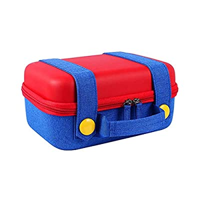 Itlovely Colorful Storage Carry Bag Case for Xiaomi Oculus Go VR Glasses and Accessories Shockproof Carrying Cover Bag