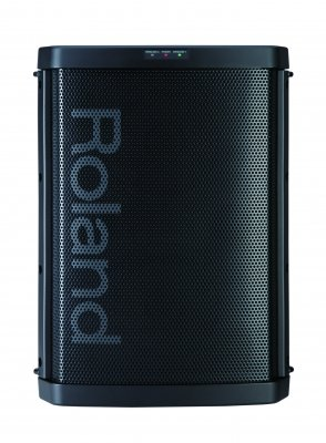 - Roland BA-55 Powered Speaker Cabinet