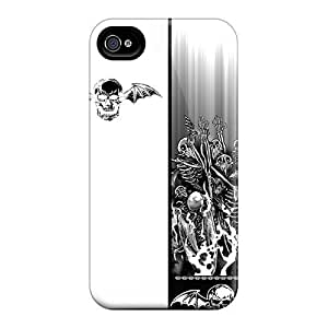 Defender Cases For Iphone 6, Avenged Sevenfold Pattern