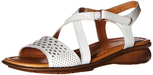 fc42049a4bbe Naturalizer Women s Janessa Flat Sandal