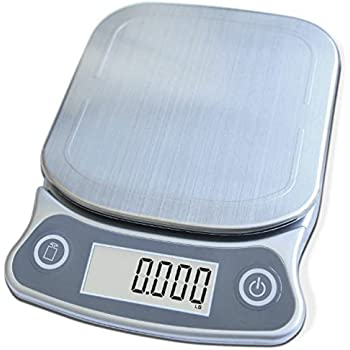 amazon com eatsmart ees1011 precision elite digital kitchen scale