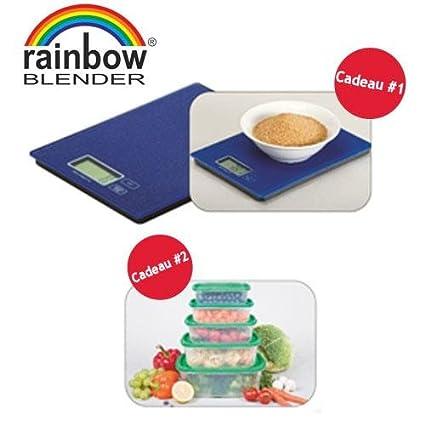 RAINBOW Blender – Licuadora Saltador: Amazon.es