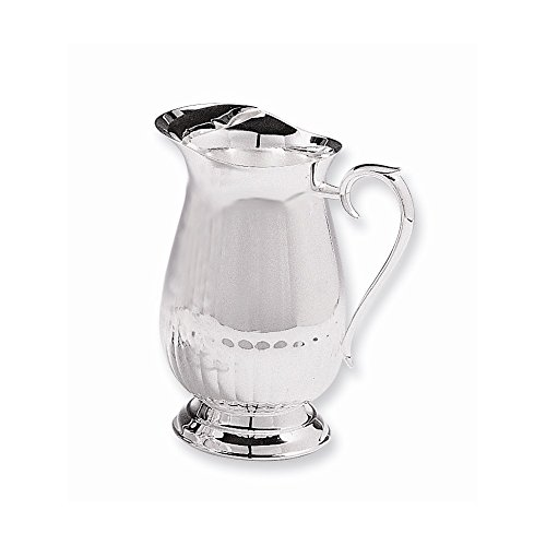 Silver-plated 2qt. Water Pitcher