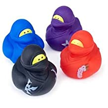 Ninja Rubber Ducks (12 pack)