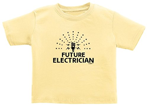 Price comparison product image Baby Accessories Future Electrician Juvy T-Shirt 5/6 Banana