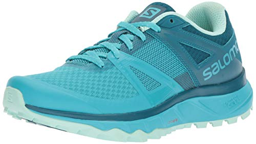 Deep Lagoon W Bluebird Blue Beach Traillaufschuhe Glass Trailster Salomon Damen nY0wCqY1