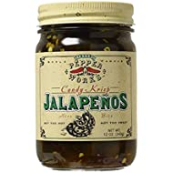 Texas Pepper Works Candy-Krisp Jalapenos, 12 Oz (2)
