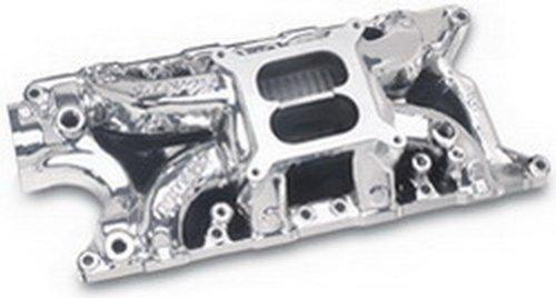Edelbrock 75214 Performer RPM Air-Gap Intake Manifold (Rpm Edelbrock Air Gap Performer)